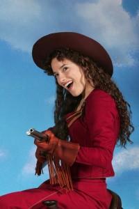 Jenn Gambatese is Annie Oakley in Irving Berlin's ANNIE GET YOUR GUN