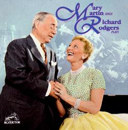 Mary Martin Sings, Richard Rodgers Plays