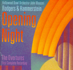 RODGERS AND HAMMERSTEIN OPENING NIGHT