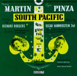 SOUTH PACIFIC [1949 ORIGINAL BROADWAY CAST]