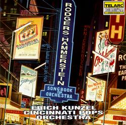 RODGERS & HAMMERSTEIN: SONGBOOK FOR ORCHESTRA (ORCHESTRAL SUITES)