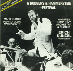 A RODGERS & HAMMERSTEIN FESTIVAL