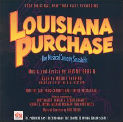 LOUISIANA PURCHASE [1996 ENCORES! CAST]