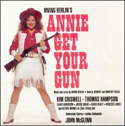 ANNIE GET YOUR GUN [1991 STUDIO CAST]