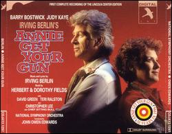 ANNIE GET YOUR GUN [1996 STUDIO CAST]