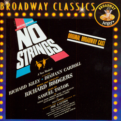 NO STRINGS [1962 ORIGINAL BROADWAY CAST]