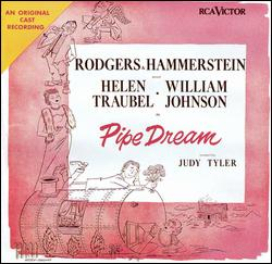 PIPE DREAM [1955 ORIGINAL BROADWAY CAST]