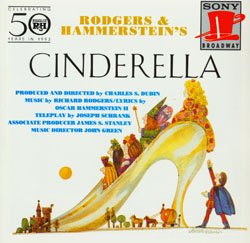 CINDERELLA [1964 TV SOUNDTRACK]