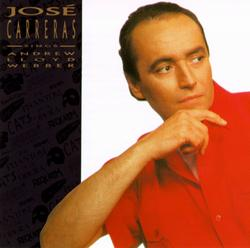 JOSE CARRERAS SINGS ANDREW LLOYD WEBER