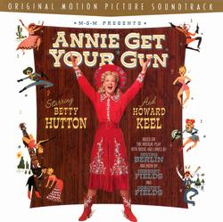 ANNIE GET YOUR GUN [ORIGINAL SOUNDTRACK]