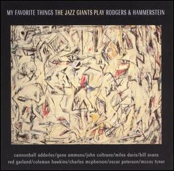 THE JAZZ GIANTS PLAY RODGERS & HAMMERSTEIN