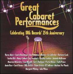 GREAT CABARET PERFORMANCES