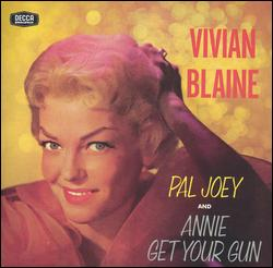 PAL JOEY/ANNIE GET YOUR GUN