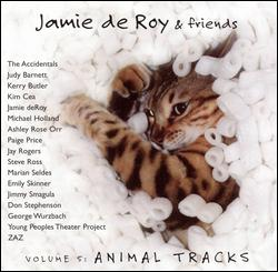ANIMAL TRACKS, VOL. 5