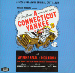 A CONNECTICUT YANKEE (1943 ORIGINAL CAST)