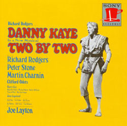 TWO BY TWO [1970 ORIGINAL BROADWAY CAST]