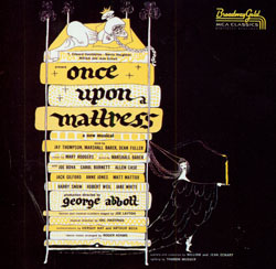 ONCE UPON A MATTRESS [ORIGINAL 1959 CAST ALBUM]
