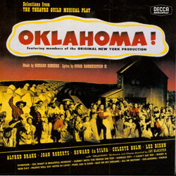 OKLAHOMA! [ORIGINAL 1943 CAST ALBUM]