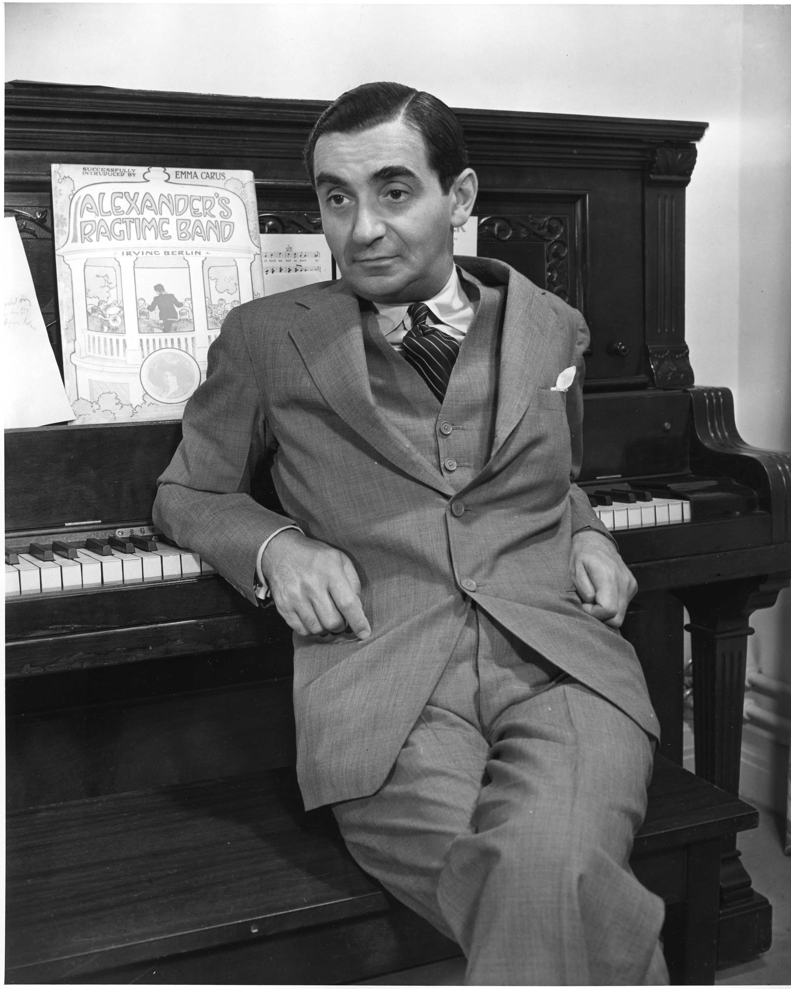 irving berlin white