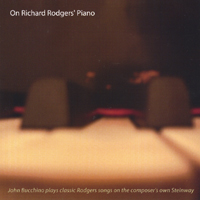 JOHN BUCCHINO- ON RICHARD RODGERS' PIANO