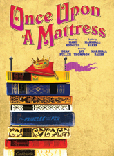 Once Upon a Mattress Logo