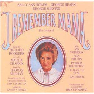 I REMEMBER MAMA [1982 STUDIO RECORDING]