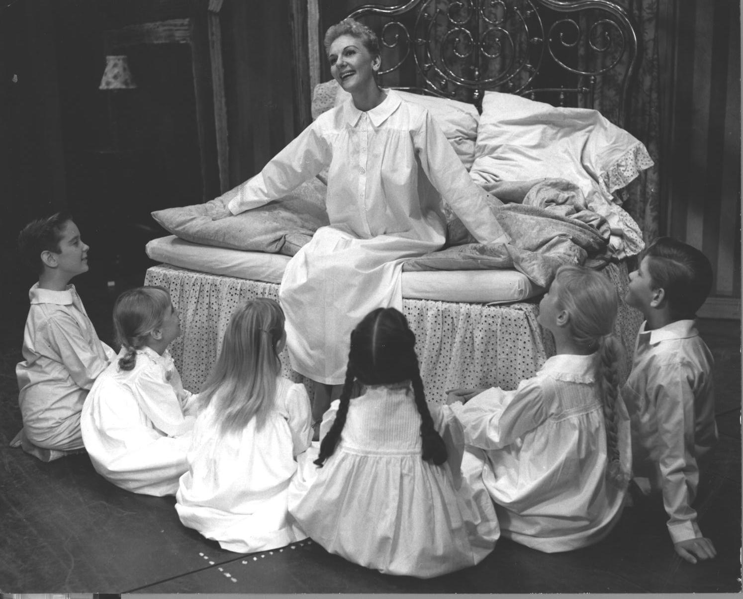 Mary Martin in THE SOUND OF MUSIC