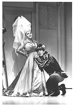 Once Upon a Mattress - Lady Larken and Sir Harry