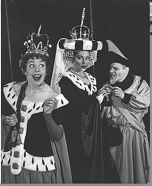 Once Upon a Mattress - Three Original Cast Members