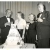Richard Rodgers, Jean Dalrymple, Theresa Helburn and Oscar ...