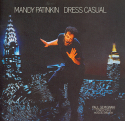 MANDY PATINKIN DRESS CASUAL