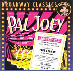 PAL JOEY [1952 BROADWAY REVIVAL CAST]
