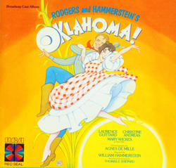 OKLAHOMA! (1979 BROADWAY REVIVAL CAST)