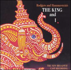 THE KING & I (1996 BROADWAY REVIVAL CAST)