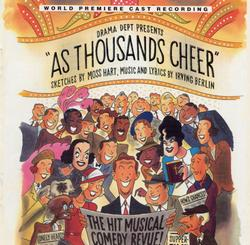 AS THOUSANDS CHEER [1998 WORLD PREMIERE CAST]