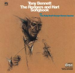 TONY BENNETT SINGS RODGERS & HART