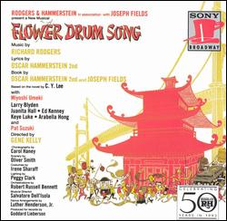 FLOWER DRUM SONG [1958 ORIGINAL BROADWAY CAST]