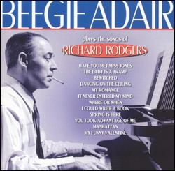 BEEGIE ADAIR PLAYS THE SONGS OF RICHARD RODGERS
