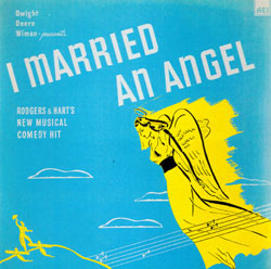 I MARRIED AN ANGEL [1952 CAST RECORDING]
