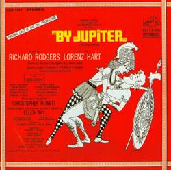 BY JUPITER [1967 ORIGINAL OFF-BROADWAY CAST]