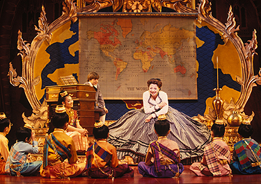 The King and I: 1996 Broadway Revival
