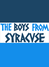 The Boys from Syracuse in Broadway