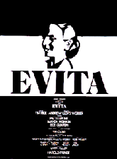 Evita in Washington, DC