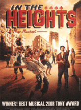 In the Heights in Other New York Stages