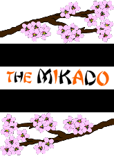 The Mikado in Des Moines