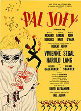 Pal Joey in Los Angeles