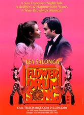 Flower Drum Song (Hwang Version) in Broadway