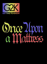 G2K Once Upon a Mattress in Broadway