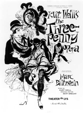The Threepenny Opera in Broadway
