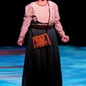 Amanda Passanante as Bella in Rags at the Lyric Stage in Irving Texas. Photo credit: Michael C Foster